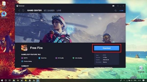 Begini Cara Download Dan Main Free Fire Pc Di Laptop Anti Kentang