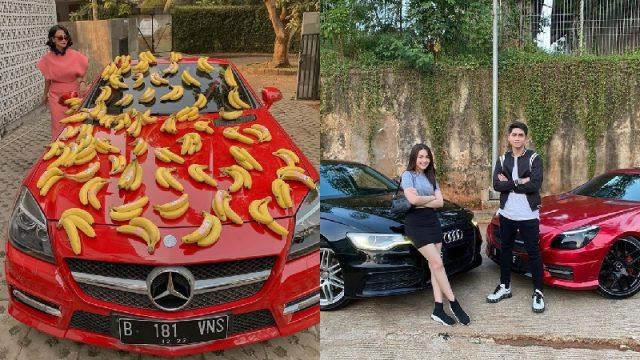 Bikin Iri Banyak Orang Ini 7 Artis Indonesia Yang Pernah Dapat Hadiah Mobil Mewah Dari Pacar
