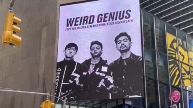 Weird Genius Gandeng Astralwerks, Label Musik Amerika