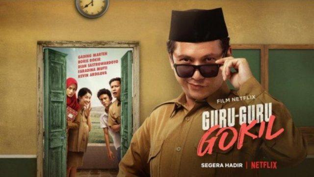 Deretan Film Terbaik Gading Marten Dari Guru Guru Gokil Sampai Love For Sale