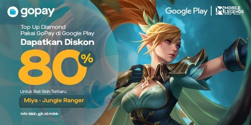 Diskon 80 Miya Jungle Ranger Dengan Gopay Di Google Play