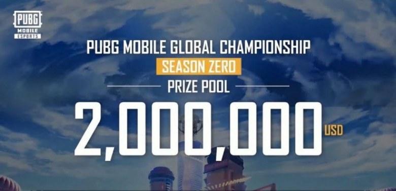 Pembagian Grup PMGC Season Zero