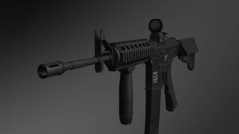 6 senjata jarak jauh free fire