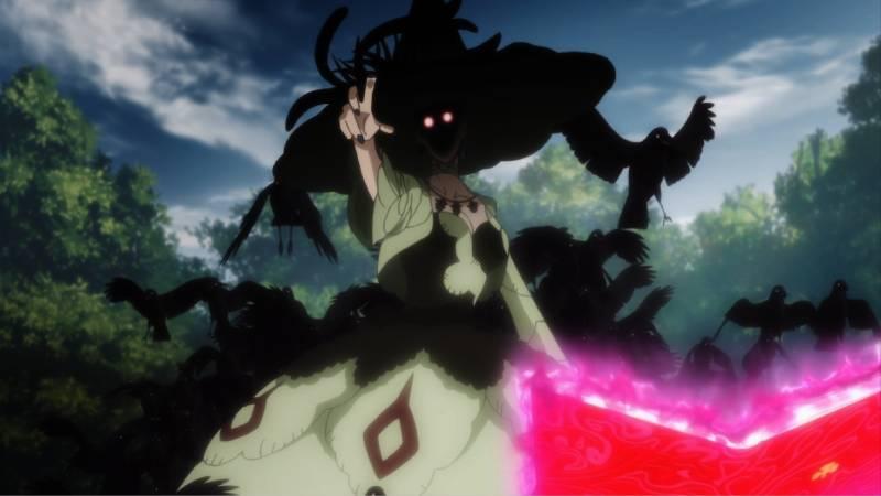 Sihir Terkuat Yang Ada Di Anime Black Clover Gak Bisa Dilawan Rip magic emperor julius nova chrono 😭💔. sihir terkuat yang ada di anime black