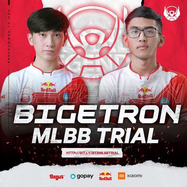 Bigetron Trial