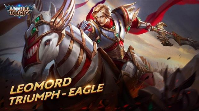 Counter shooter!  This is the latest version of Leomord Mobile Legends