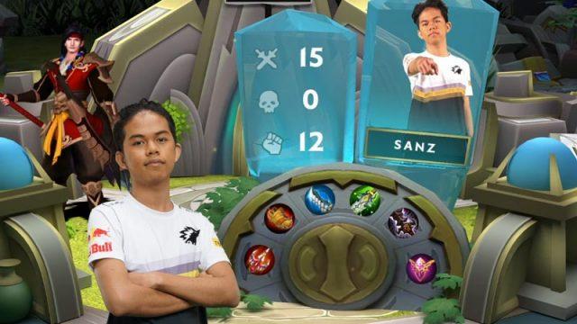 ONIC Sanz
