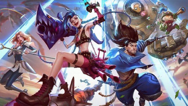40 Champion League Of Legends Lol Wild Rift Lengkap Per Role