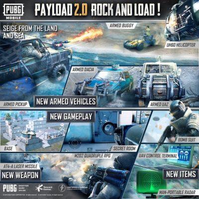 Kembalinya Payload 2.0 PUBGM