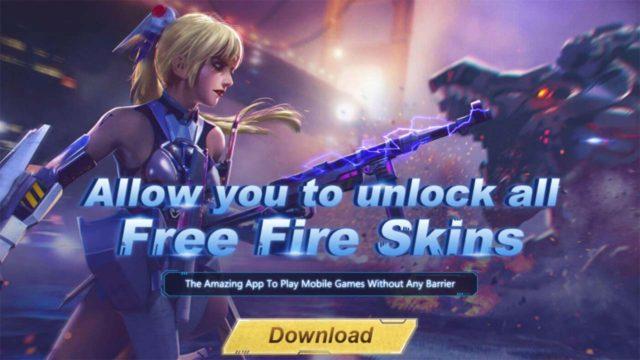 Nicco App Free Fire Bisa Unlock Semua Skin? Baca Dulu Sebelum Download
