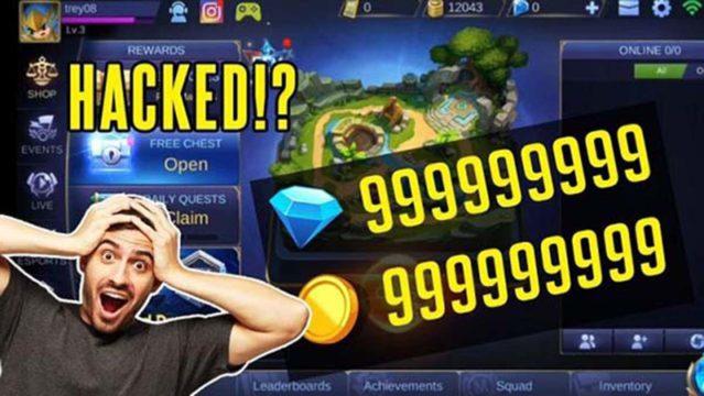 5 Hack Diamond Mobile Legends Yang Haram Digunakan Awas Jadi Korban Phising