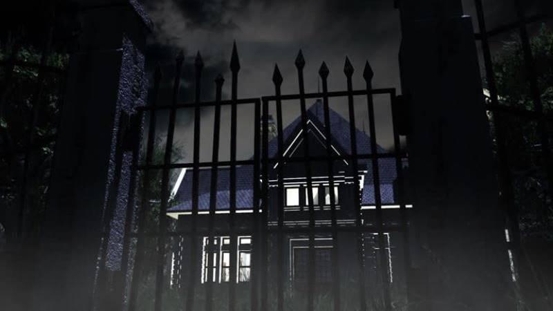 tanda hantu datang rumah