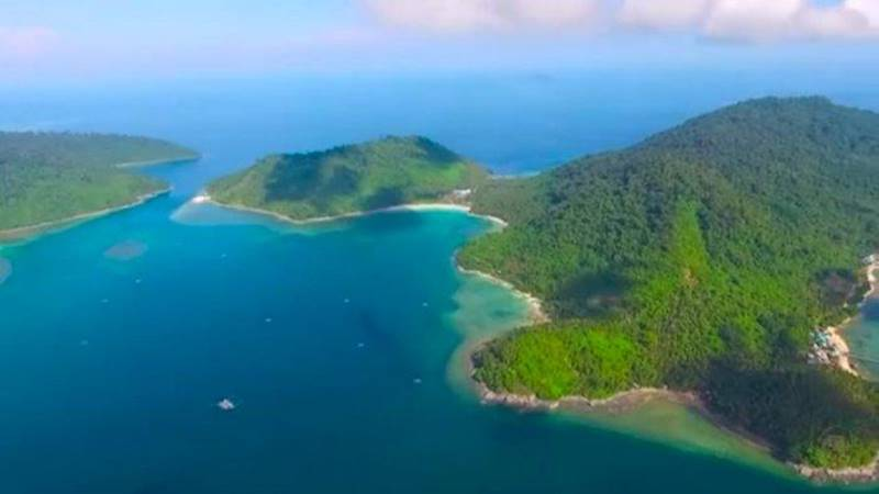 laut angker indonesia