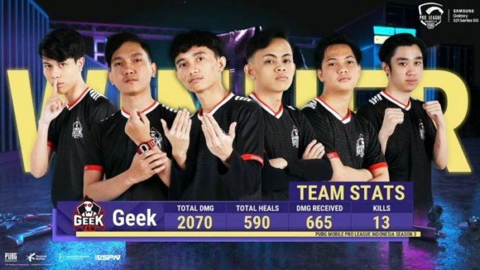 Geek Fam Juara PMPL ID