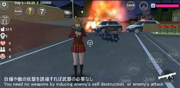 manfaat main sakura school simulator